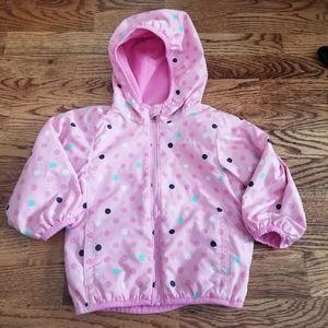 Columbia 12-18 Month Fleece Lined Jacket